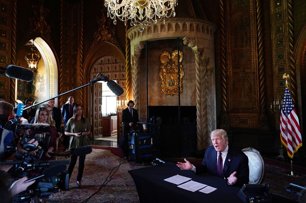 Nadler and Others Look at Trump's Business Dealings - Bloomberg