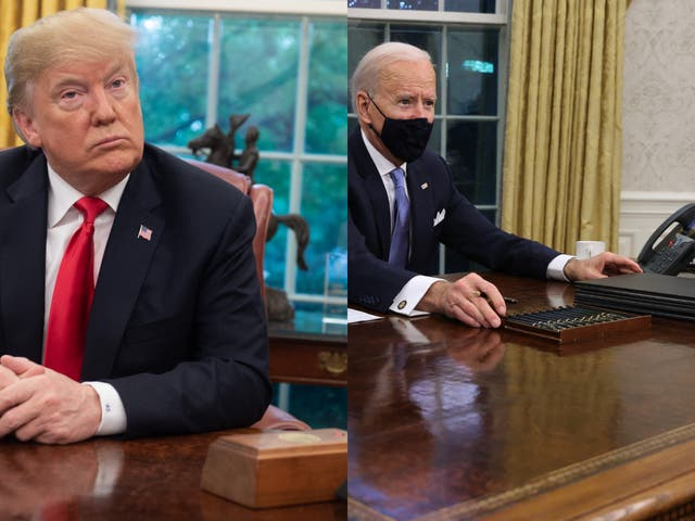 Oval Office - latest news, breaking stories and comment - The Independent
