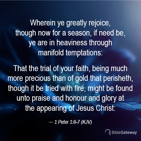 Bible Gateway's Visual Verse of the Day Is Now in the King James Version -  Bible Gateway Blog