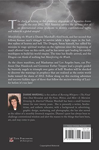 Manifesting the Wrath: Dianne Marshall: 9781616633554: Amazon.com: Books