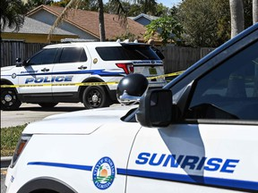 Fort Lauderdale area police are continuing their investigation of the shootings.