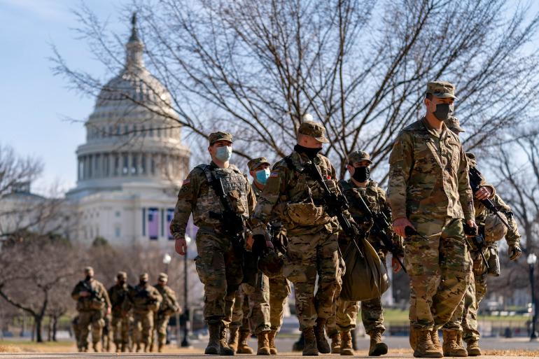 No intelligence' of insider attack as FBI vets US troops | Military News |  Al Jazeera