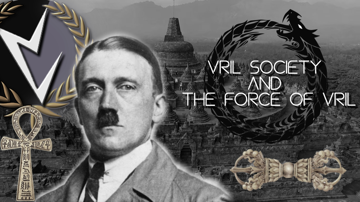 Hitler and his obsession with the Vril-ya. But what exactly is Vril? –  TRUTHRISES