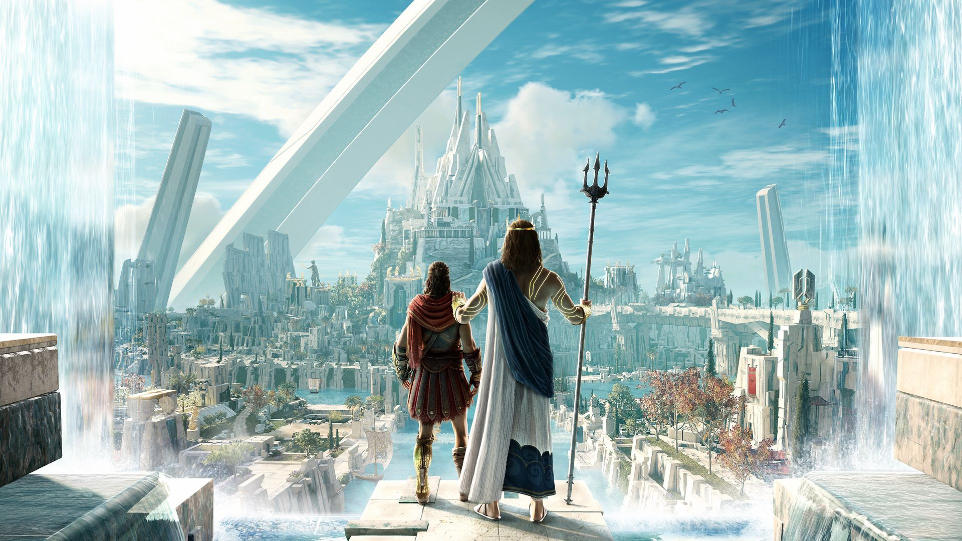 Finale of Assassin's Creed Odyssey The Fate of Atlantis concludes the  post-launch story arc | TheXboxHub