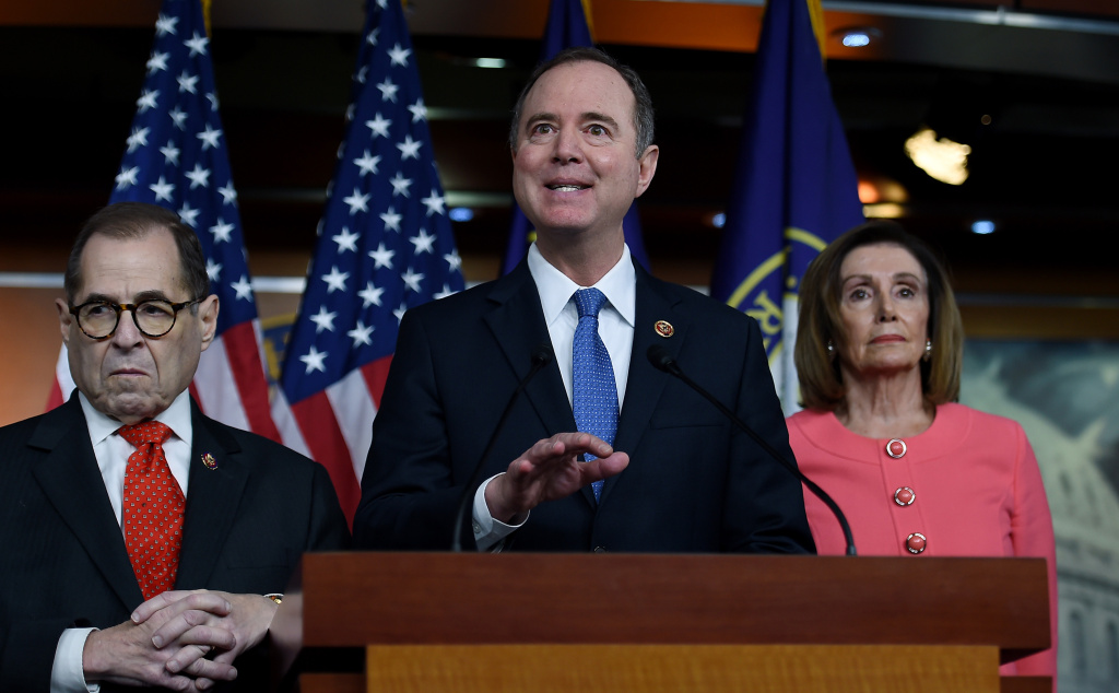 AirTalk | Audio: Adam Schiff On The Impeachment Senate Trial: What's Next?  | 89.3 KPCC
