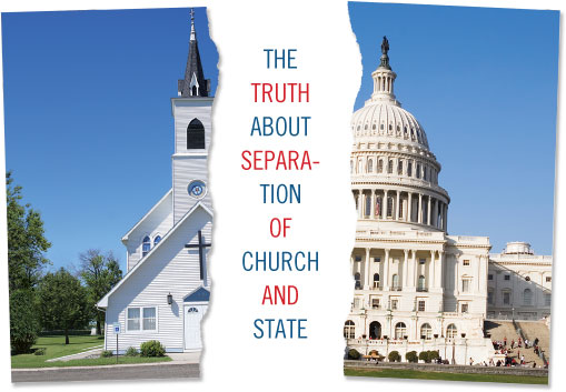 Separation of Church & State – View From The U