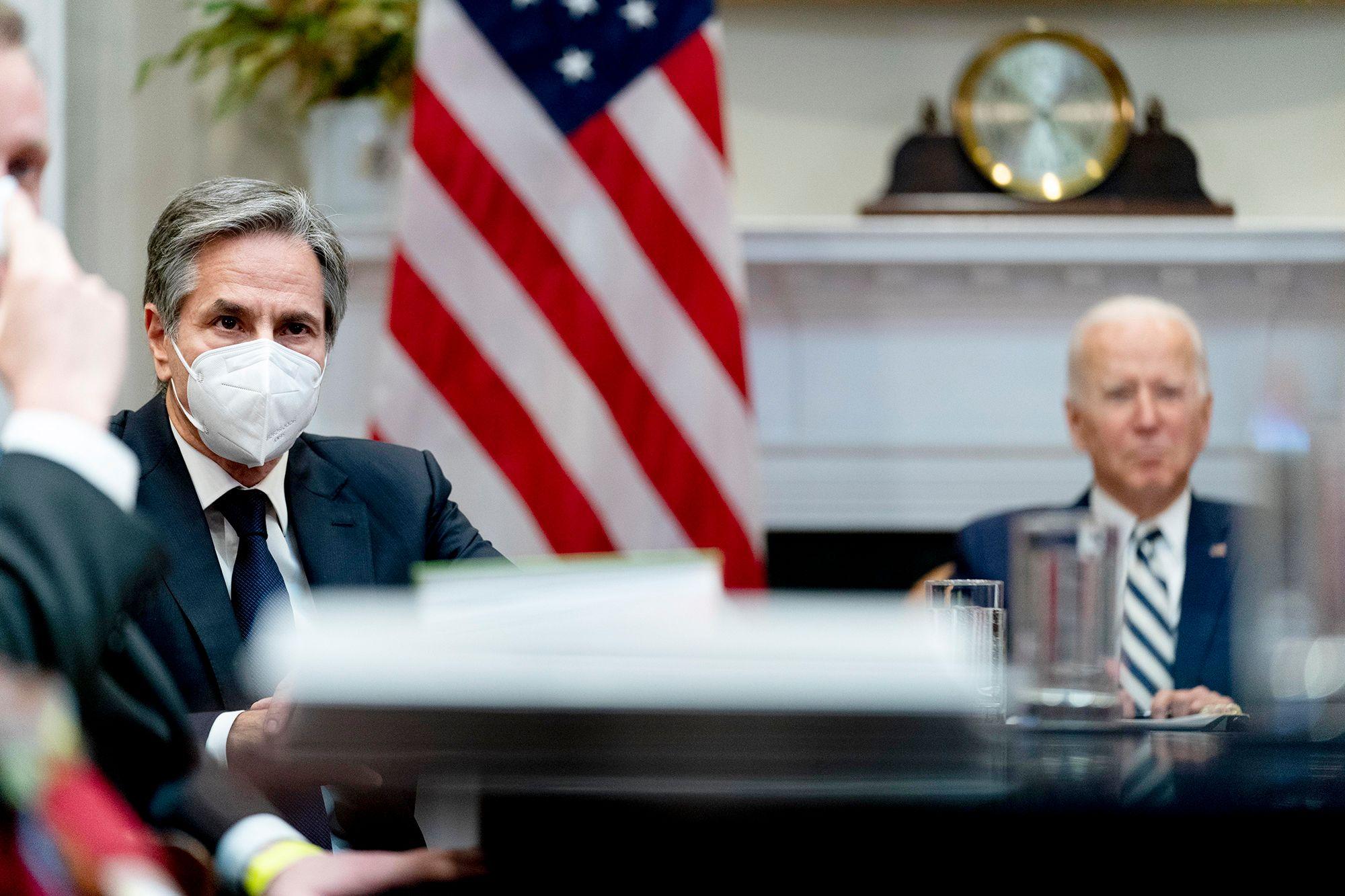 Psaki confirms US-China summit in Alaska next week
