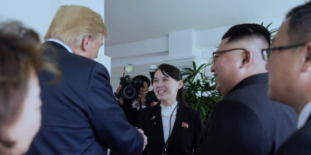 Pyongyang's Princess: The Rise of Kim Yo-Jong - Charged Affairs