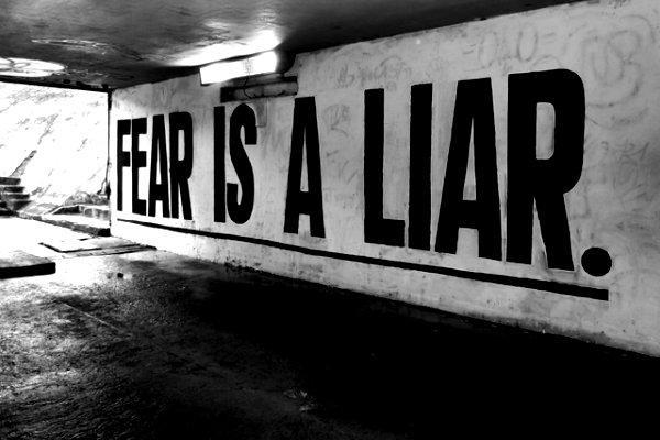 The Falsehood of Fear - Human Unlimited