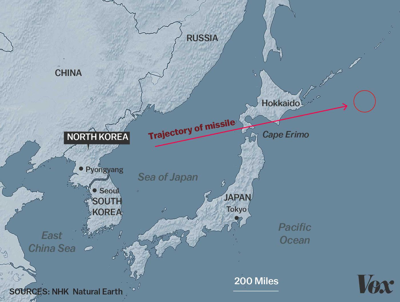 40 maps that explain North Korea - Vox