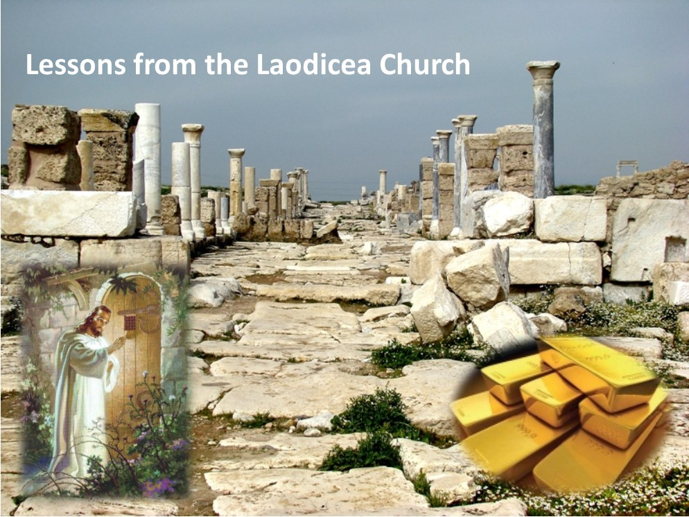 Lessons from the church of Laodicea | Prophecy for Today