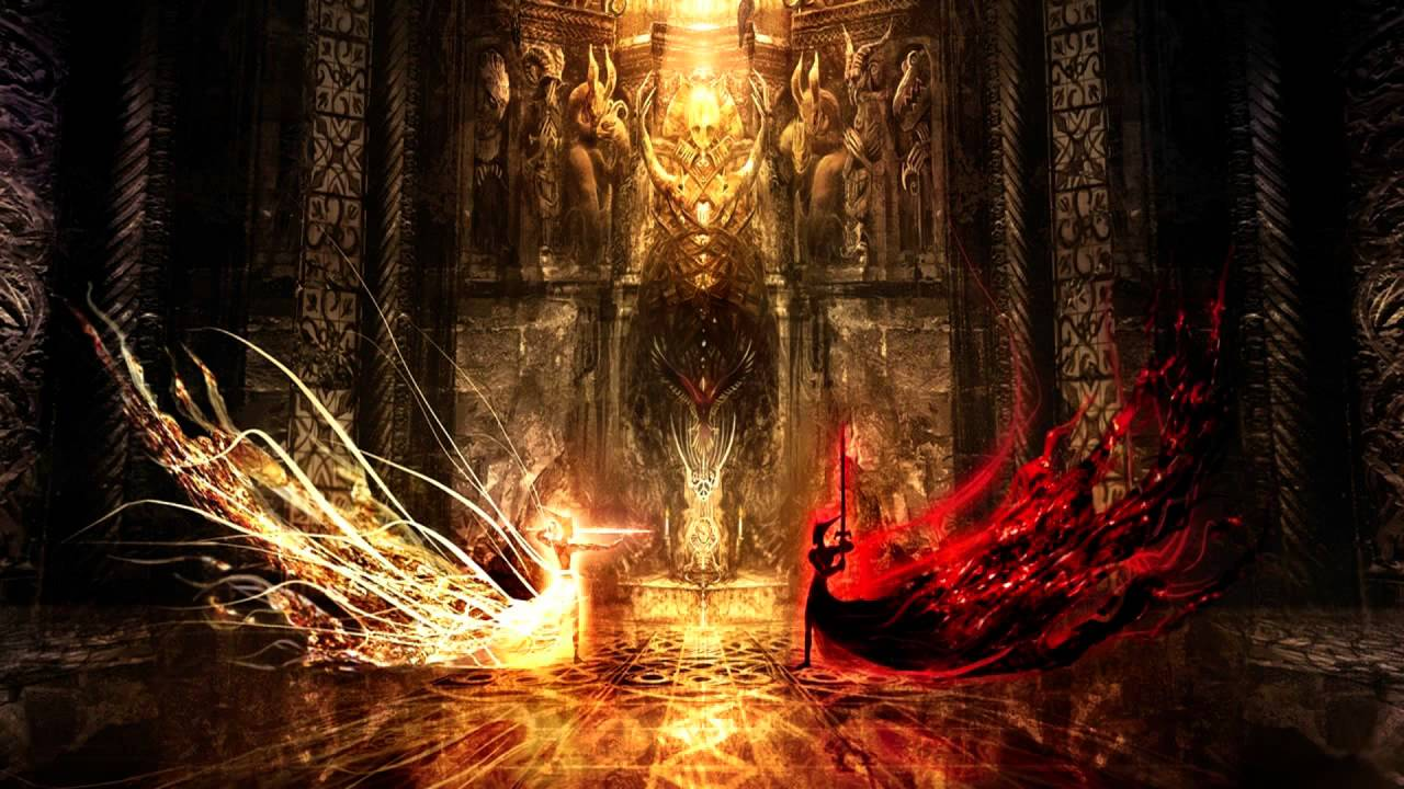 Gothic Storm - Good vs. Evil - YouTube