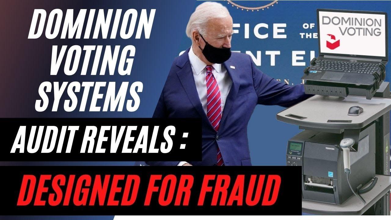 多米尼投票系统审计报告被删节的信息显示大选被翻转– GNEWS