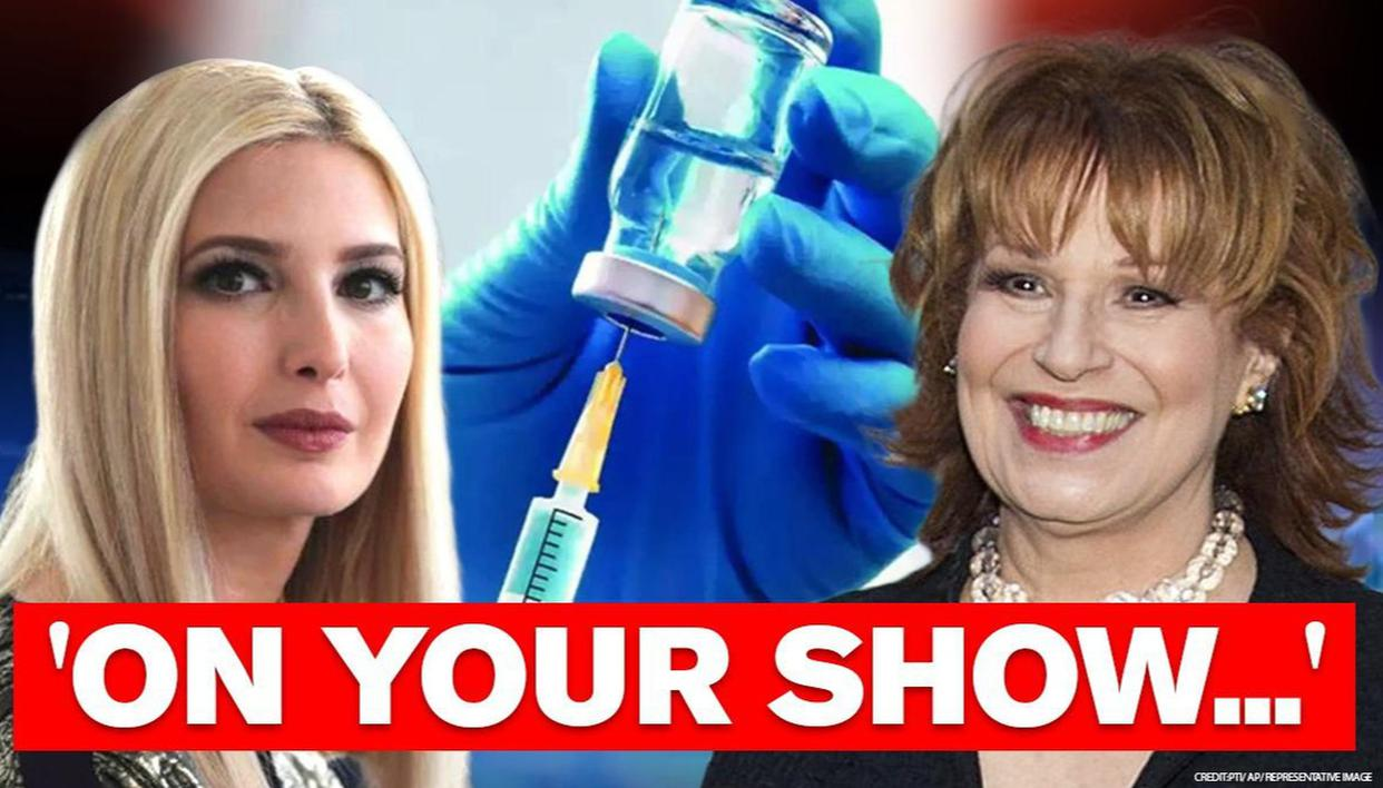 Ivanka Trump pacifies TV host, offers to take Coronavirus vaccine on her  show