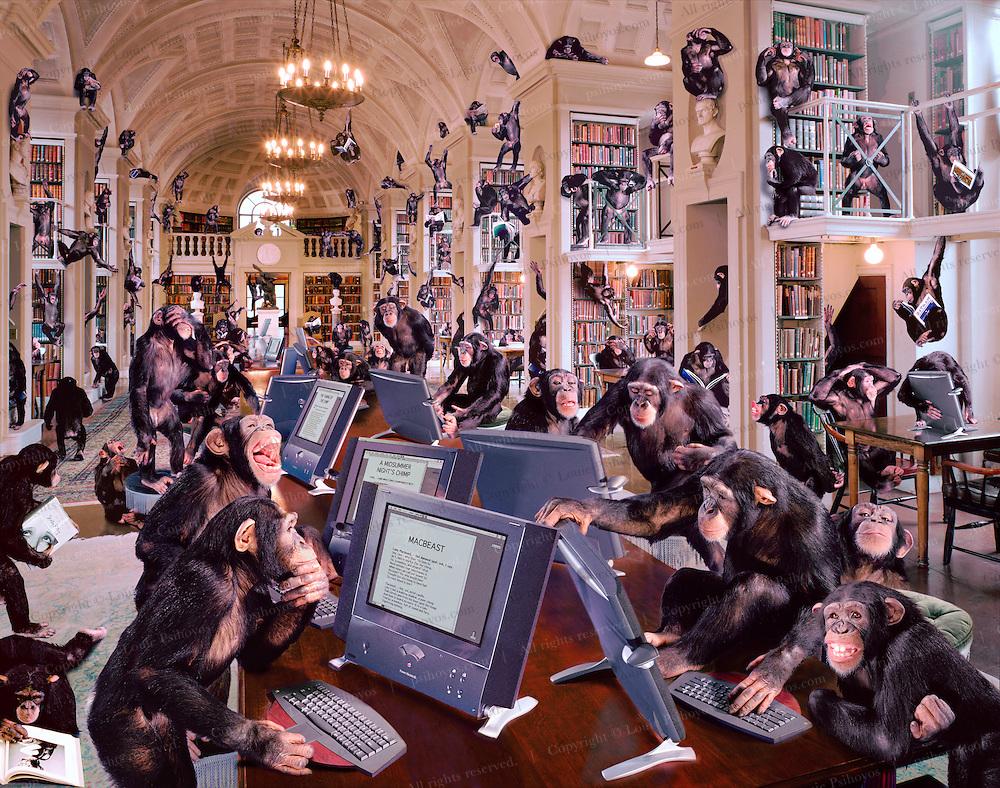 The Hundredth Monkey | Louie Psihoyos Photography