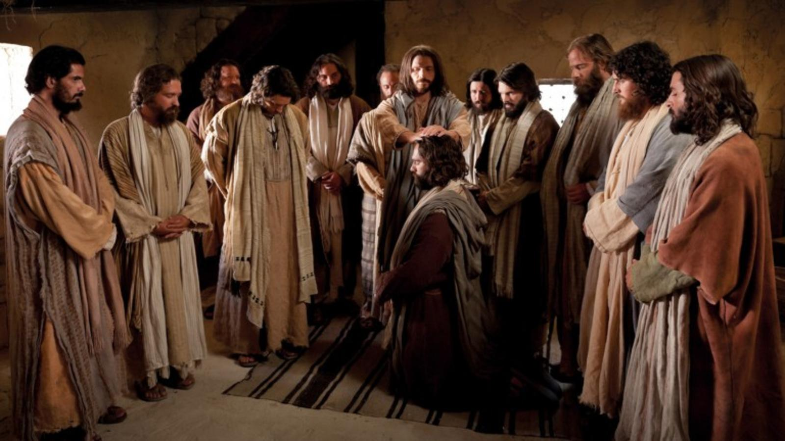 Jesus Calls Twelve Apostles to Preach and Bless Others | Latter–day Saints  Channel