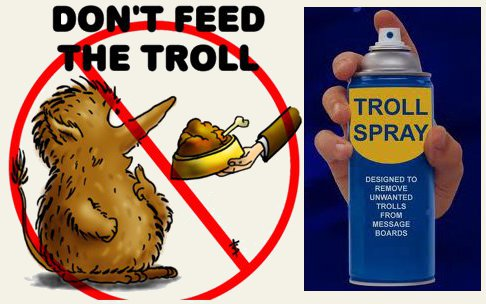 """Barry W. ⚾ on Twitter: """"Welcome to the exciting world we call the  Twitterverse 😀@JacobT0505 """"Beware the Trolls"""" i would suggest a can of  Extra Strength Troll spray.....Guraranteed to work or your"""