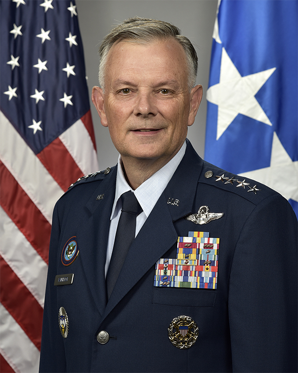 General Glen VanHerck Official Photo