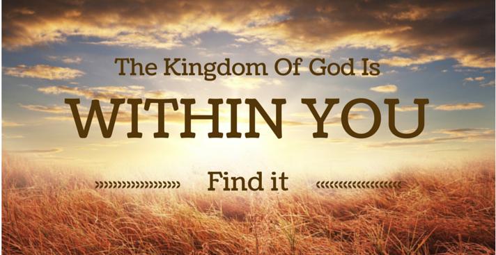 The Kingdom Of God Is Within You | Transcendental Meditation® Blog
