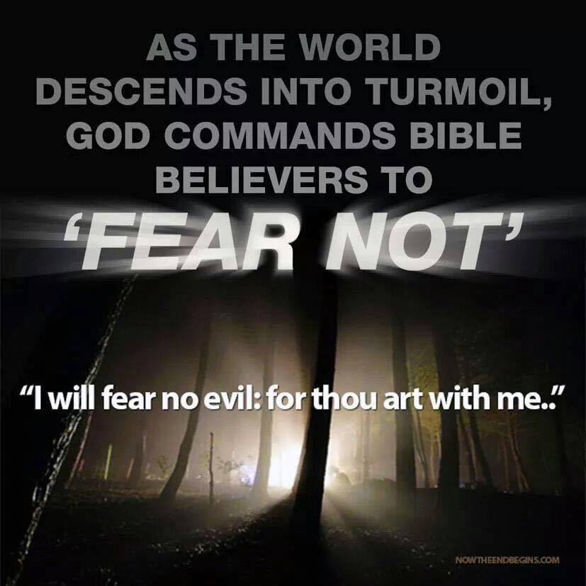 """Fear hath Torment"""" - 100% Deliverance from all Fear! - Todd Tomasella 