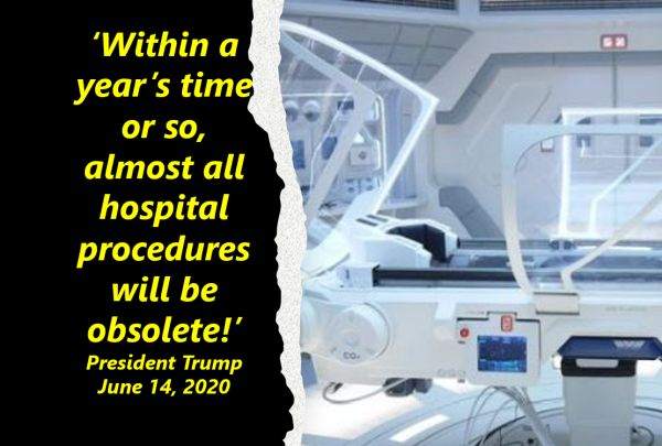Astonishing Age Reversal Med-Beds And Little Known Current Technology –  Marilyn Williams