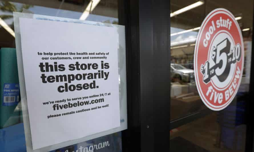 Thanks to the Covid bailout, the stories of small business fraud keep  rolling in | US small business | The Guardian