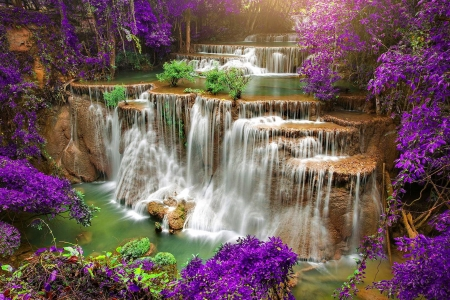 Garden eden - Waterfalls & Nature Background Wallpapers on Desktop Nexus  (Image 2561960)