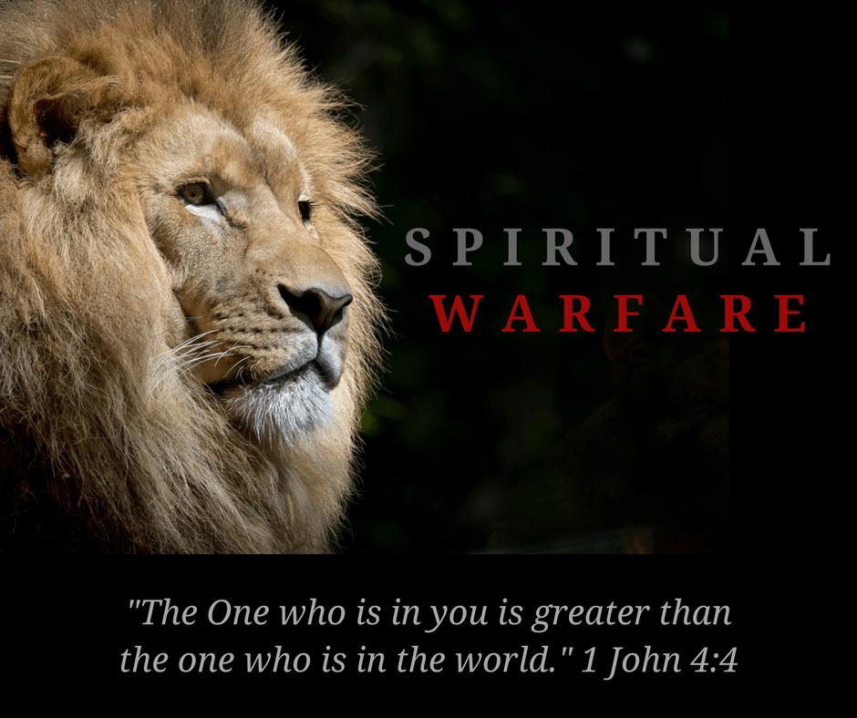 Spiritual Warfare: Praying in the Spirit – Sequoyah Hills Baptist Church  Tulsa