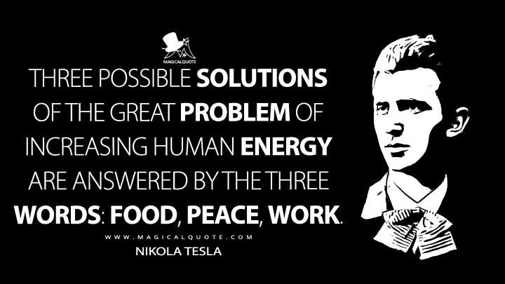 Nikola Tesla Quotes - Page 2 of 4 - MagicalQuote