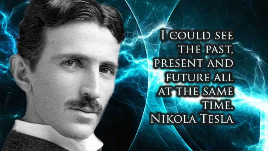 The Mysteries Of Time As Revealed By President Donald Trump And Nikola Tesla  | The Impious Digest