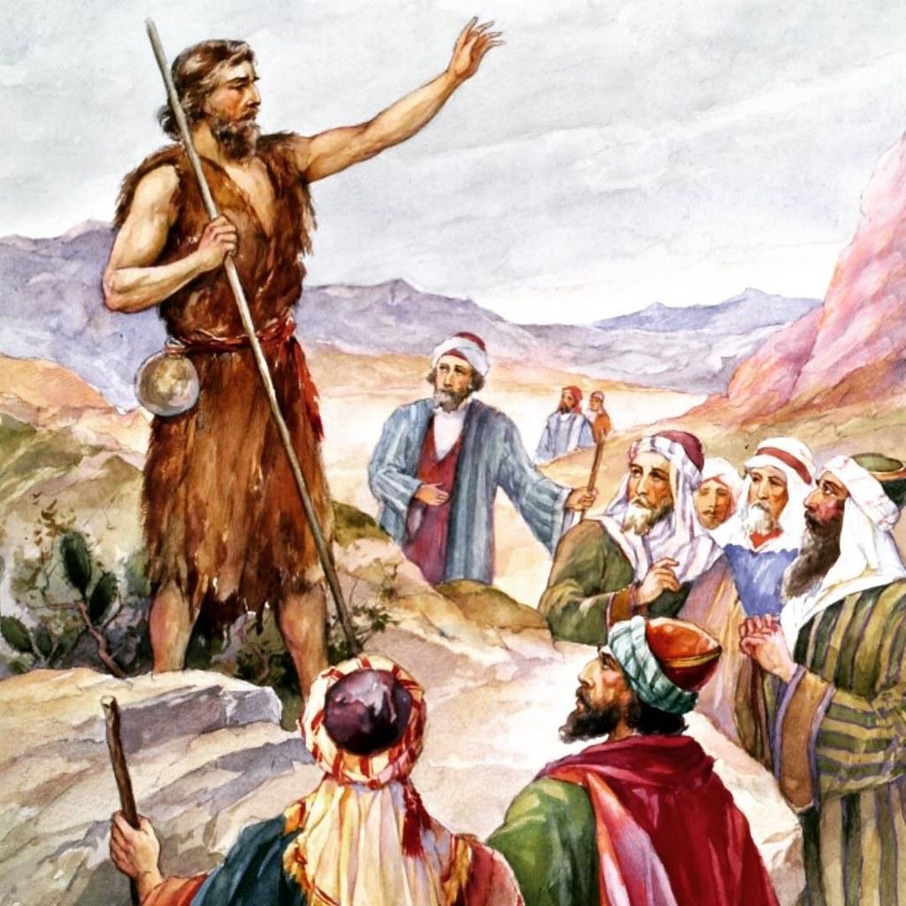 regram @j.madoff Matthew 3:1-12 1 In those days came John …   Flickr