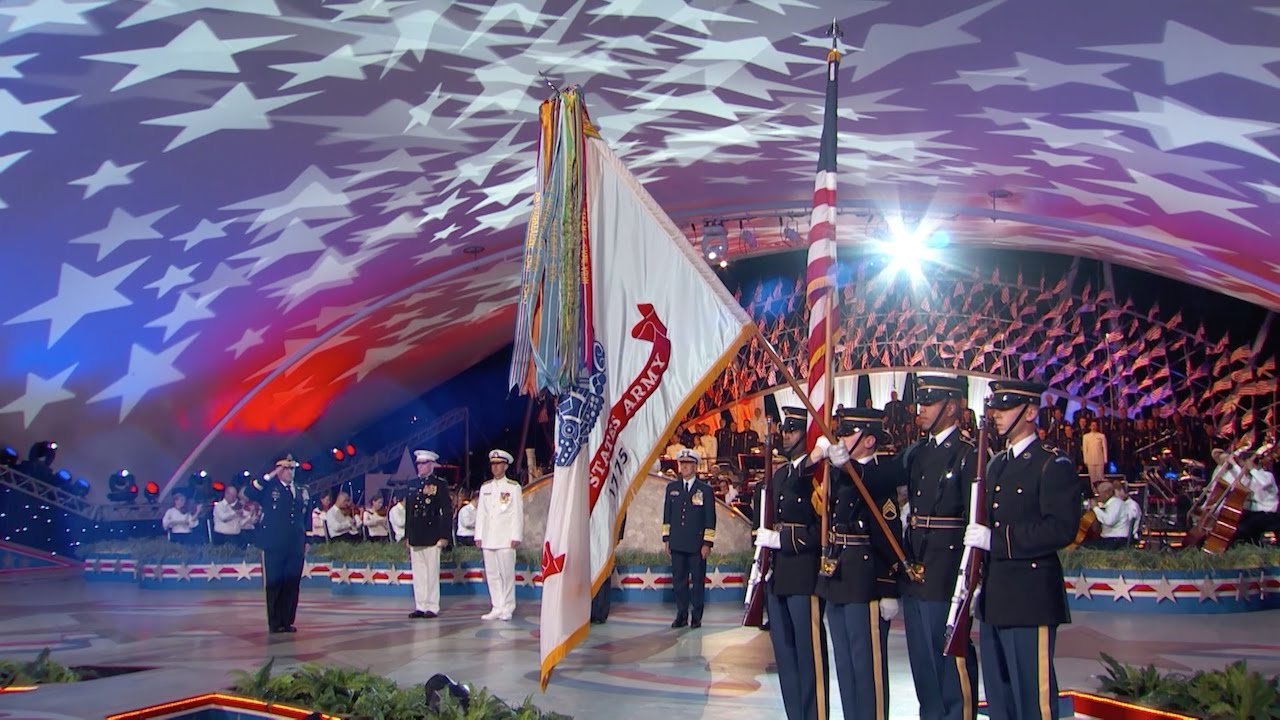 """The NSO Performs """"The Armed Forces Medley"""" - YouTube"""