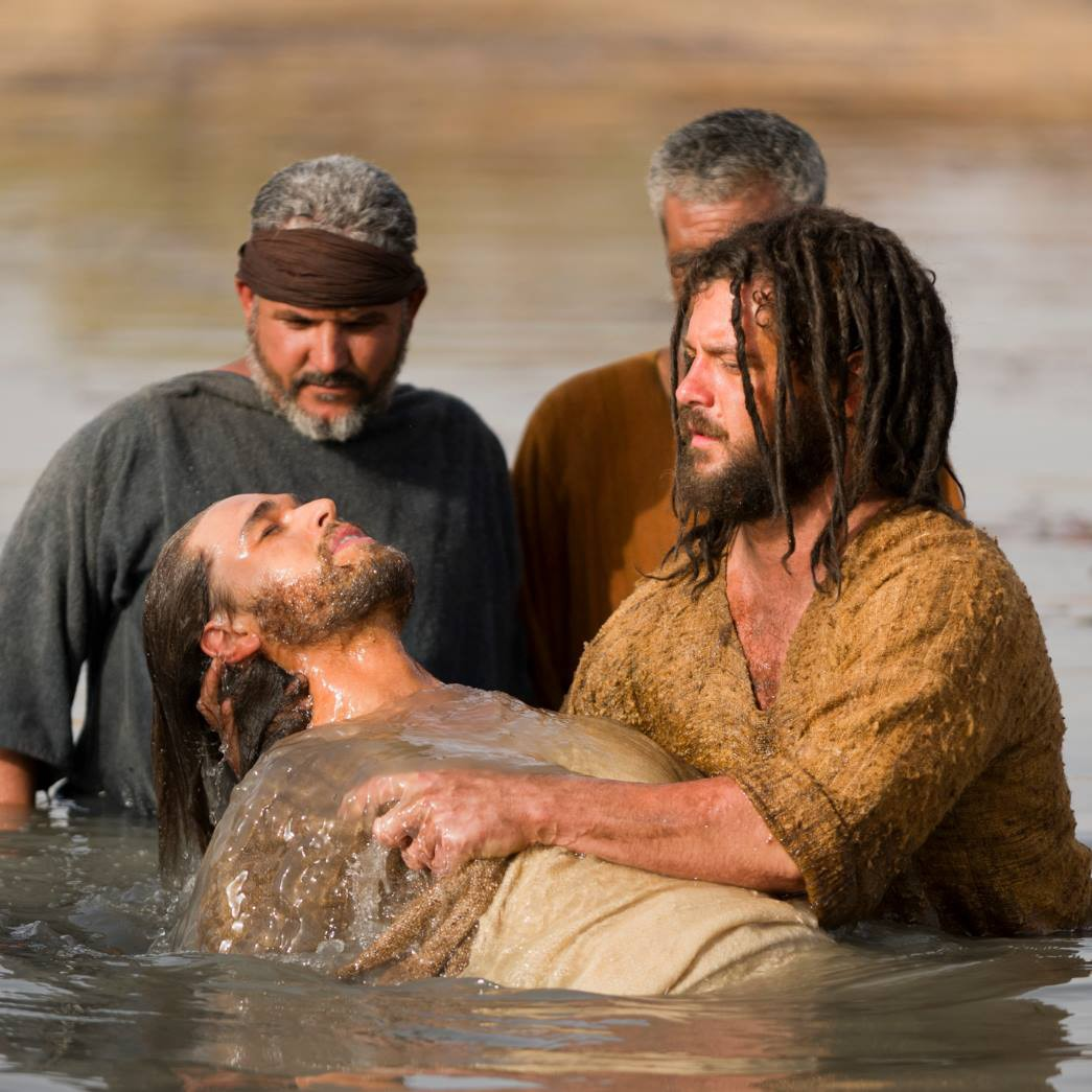 Why was Jesus baptised?. John the Baptist was out in the… | by Andy | Medium