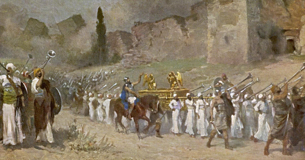 The Walls of Jericho: How Accurate Was The Biblical Account? | Ancient  Origins