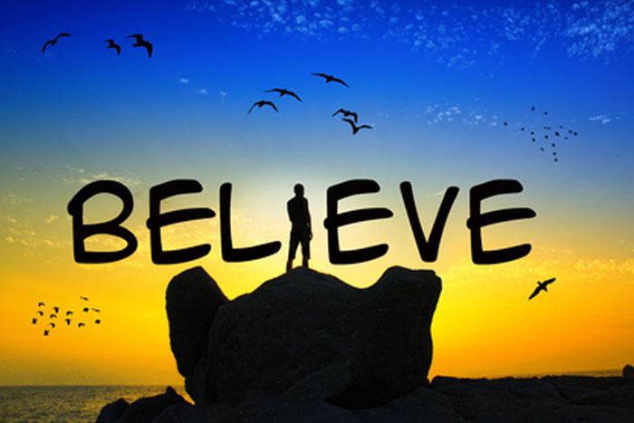 Power of Belief - NXTNLP