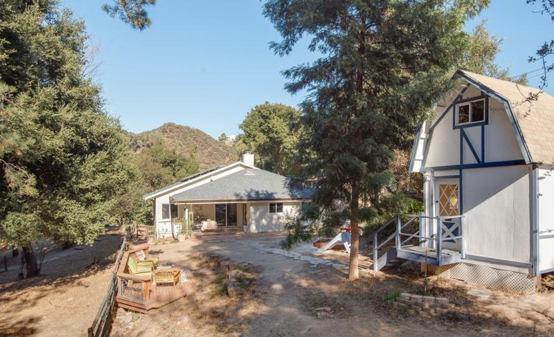 Patrisse Cullors Los Angeles House