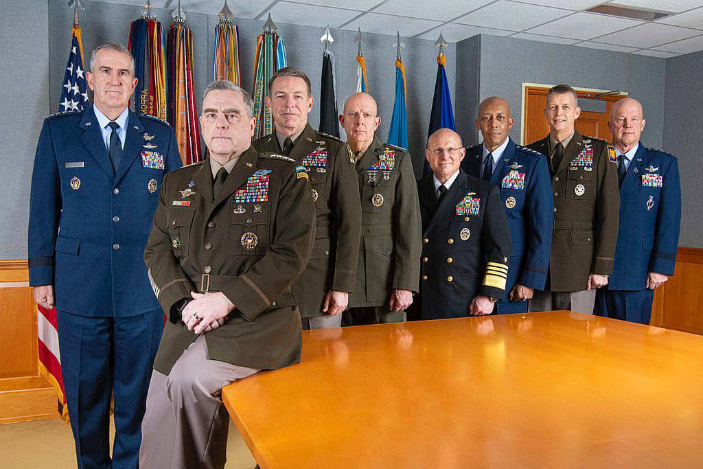 May be an image of 8 people, people standing and military uniform