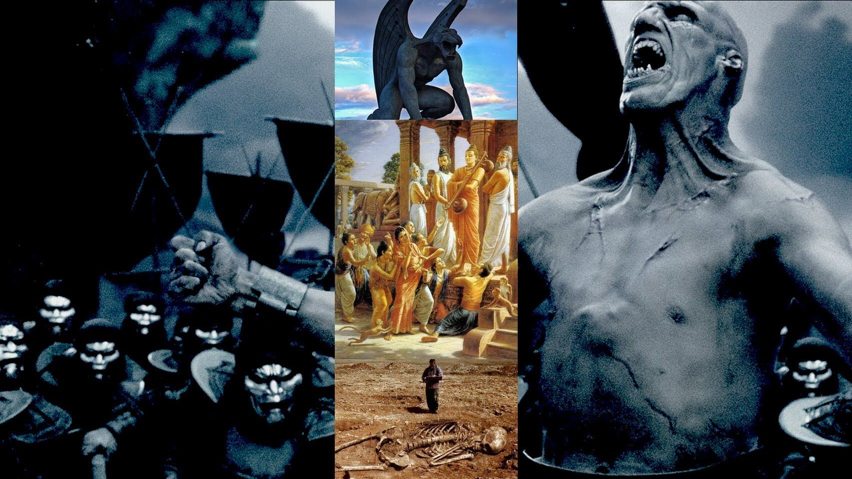 Rise of the Nephilim: Giants from the Ancient World in the Days of Noah |  Bible prophecy, Nephilim, Bible