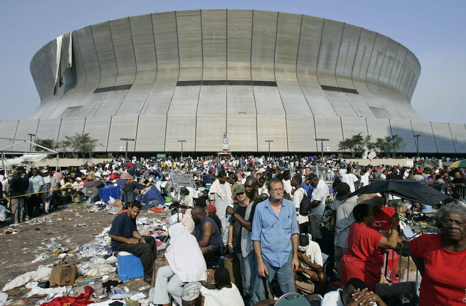 Still waiting for help: the lessons of Hurricane Katrina on poverty