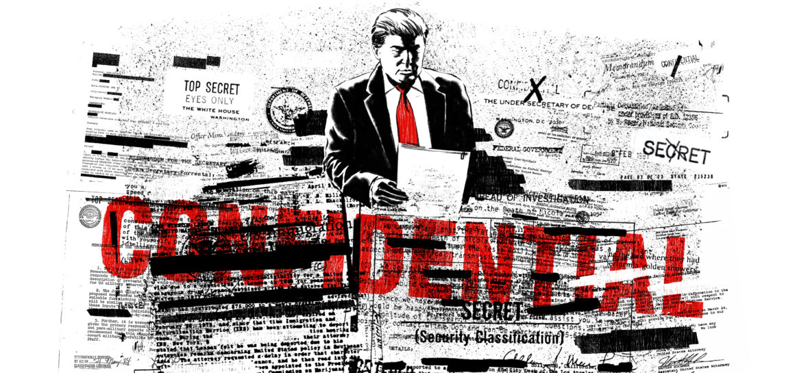 The government secrets Trump is about to discover – POLITICO